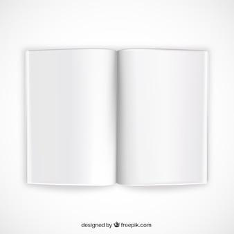 ouvert maquette du livre