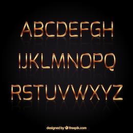 Or la typographie