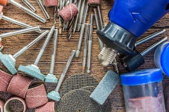 Outils de réparation