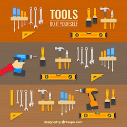 Outils icônes