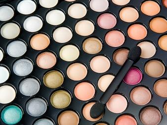 Palette de maquillage professionnelle