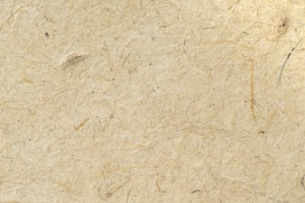 Papier brun recyclé pour l'arrière-plan et texturé