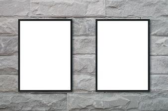 Papier montrant sting art intérieur