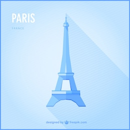 Paris vecteur repère