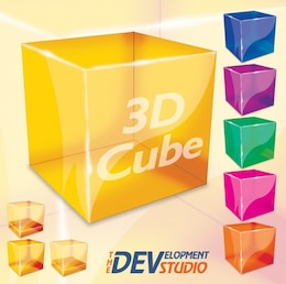 photoshop cube