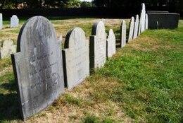 pierres tombales