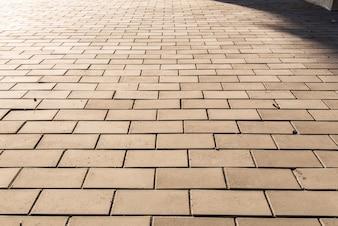 Plancher de ciment