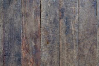 Plank Wood Wall Pour texte et arrière-plan
