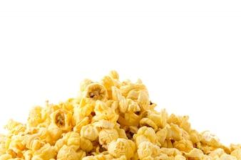 Pop-corn au caramel