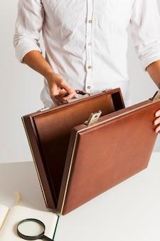 Porte-monnaie homme d'affaires