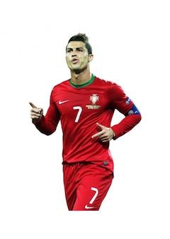 Portugal cristiano ronaldo l'équipe nationale