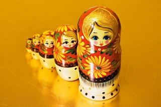 Poupées, matrioshka