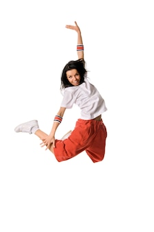 Pousser breakdancer