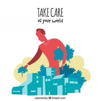 Prenez soin de votre monde