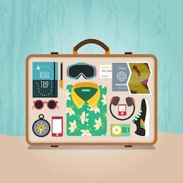 Prêt valise