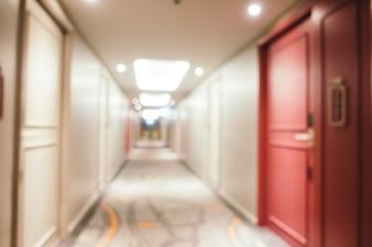 Résumé du flou et de l'hôtel defocused looby and lounge