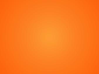 Résumé Mise en page de fond orange, studio, pièce, modèle web, rapport d'affaires avec couleur de dégradé de cercle lisse.