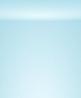 Résumé Vider Dégradé texture de fond de Soft bleu clair avec gradient gris intérieur Studio mur et plancher simple utilisation comme toile de fond, numérique, modèle. Salle vide d'arrière-plan avec espace pour votre texte
