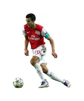 Robin van Persie, Arsenal Premier League