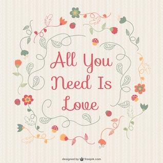 Romantique carte Saint Valentin