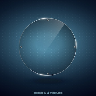 Ronde en cristal