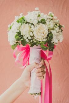 Rose vert filtre fleur beauté