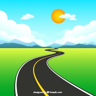 Routes rurales