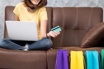 Sac à provisions sac à provisions portable copyspace