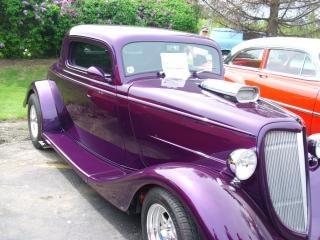 Salon de l'automobile, oldcars