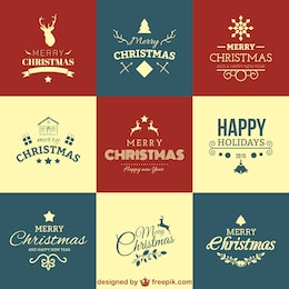 Salutations de Noël mis