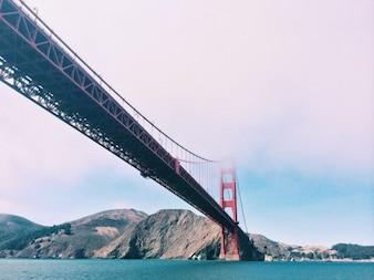 San Francisco Pont Paysage