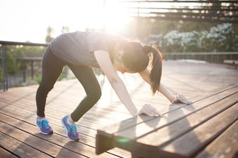 Santé sportive spiritualité sport remise en forme