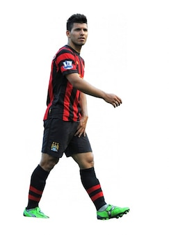 Sergio Agüero, Man City Premier League