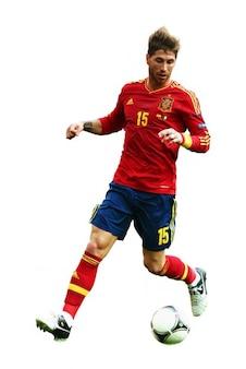 Sergio ramos Espagne l'équipe nationale