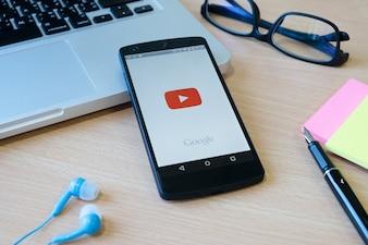 Service de contenu connexion internet en ligne