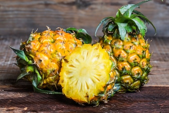 Smoothie ananas