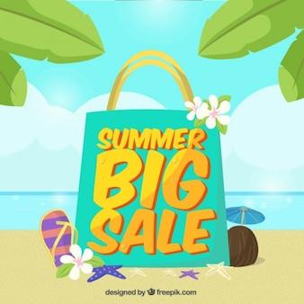 Summer sale sac