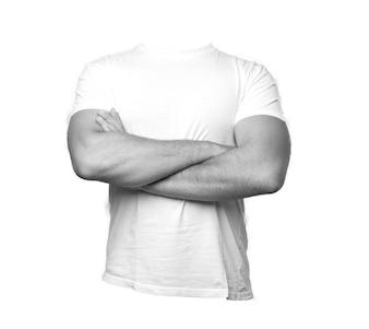 T-shirt de l'homme