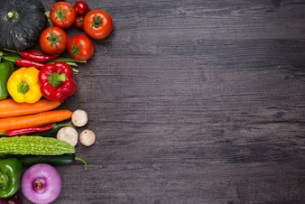 Tableau de légumes