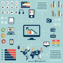 Technologie infographique libre