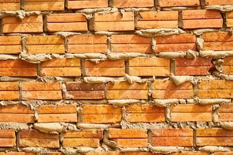 Texture et fond de mur de brique
