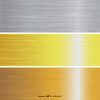 Texture métallique fond