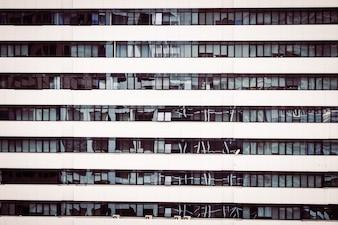 Textures de construction de fenêtres du bâtiment