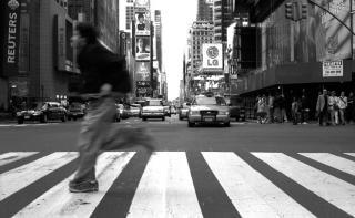 Times Square, à New York