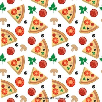 tranches de pizza
