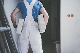 Travaux de construction d'emplois