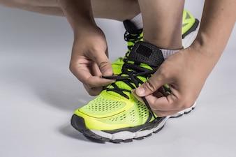 Treadmill health sun shake musculaire