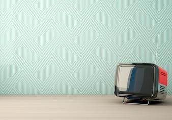 TV fond
