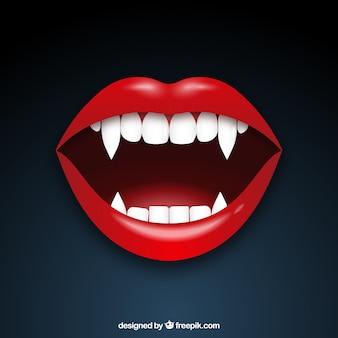 Vampire bouche