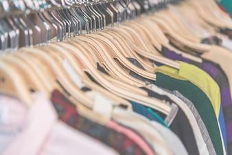 Vêtements de détail